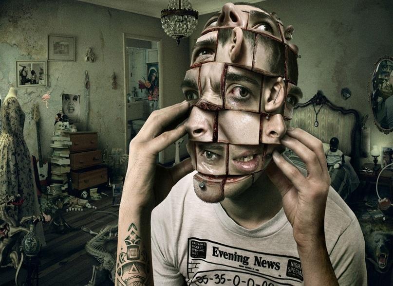 Галлюцинации от синтетических наркотиков